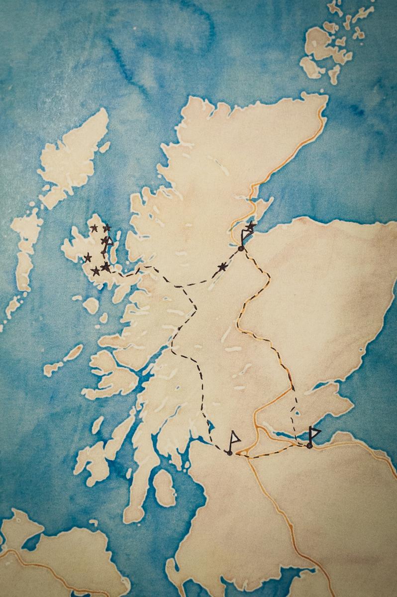Schottland Reisetagebuch