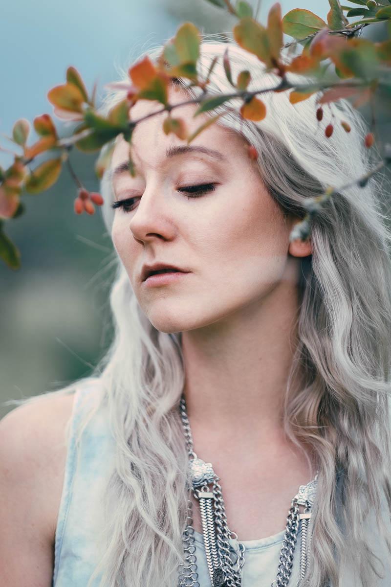 Model: Annette Zer