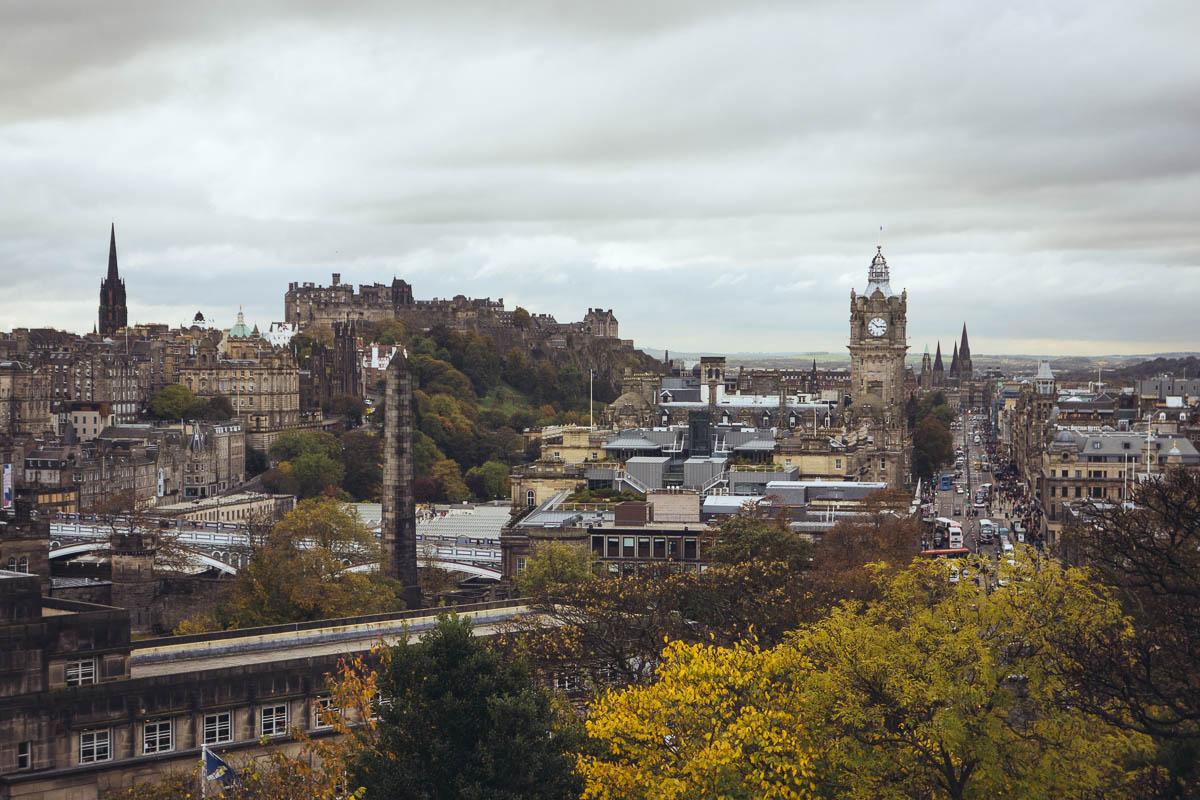 Jennifer Wettig Fotografie - Schottland - Edinburgh