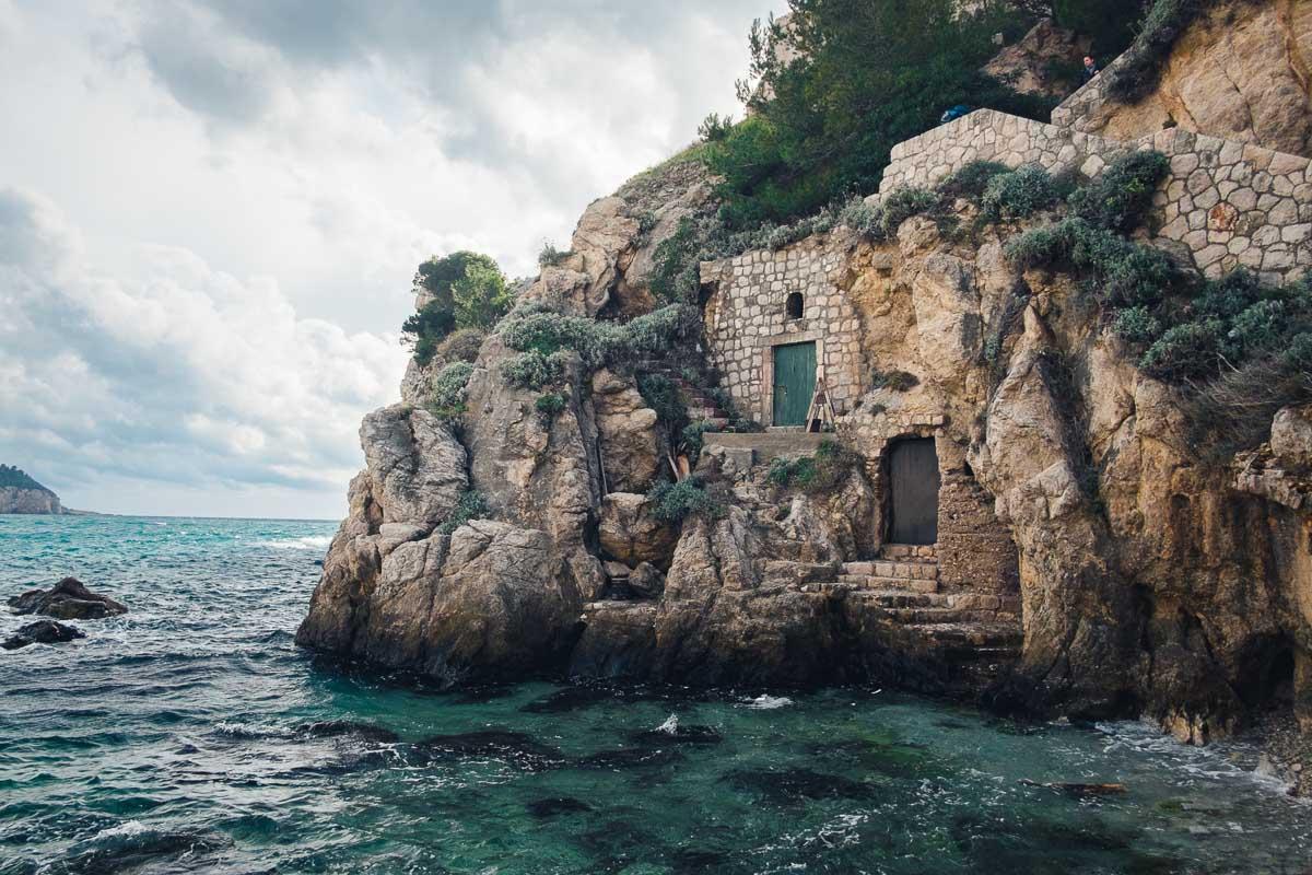 Dubrovnik - Fort Lovrijenac
