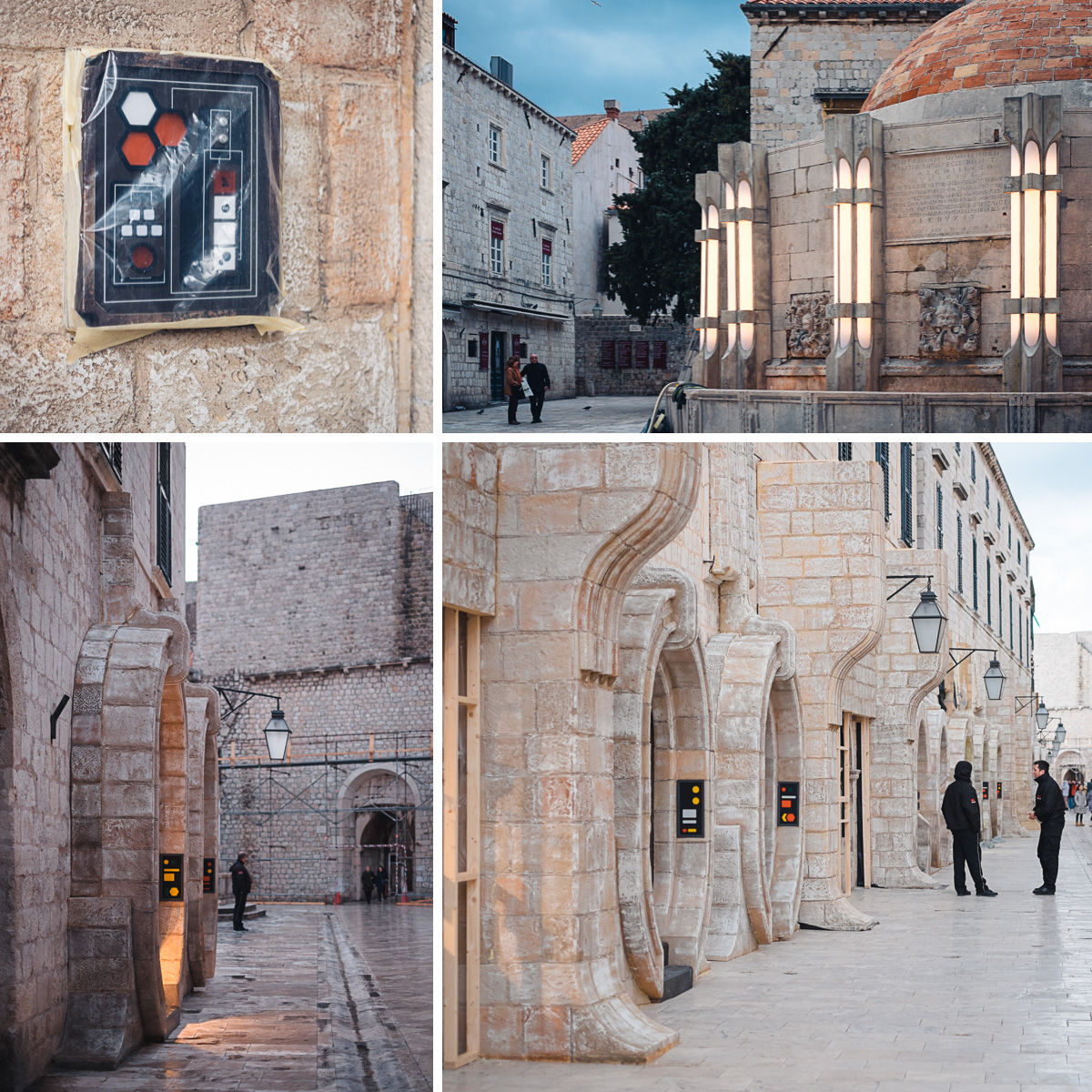 Star Wars Episode VIII in Dubrovnik