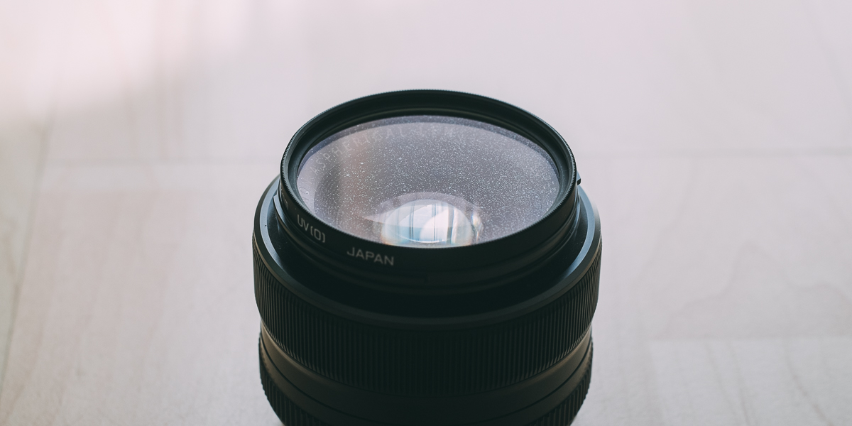 Fuji XF 35mm mit DIY Diffusor Filter