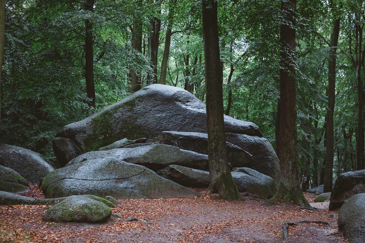 Das Felsenmeer im Odenwald