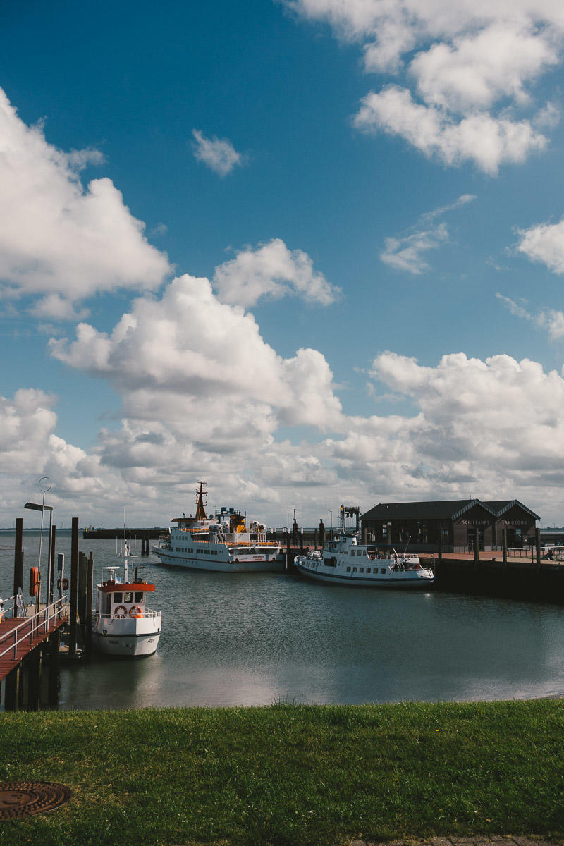 Bilder aus Langeoog