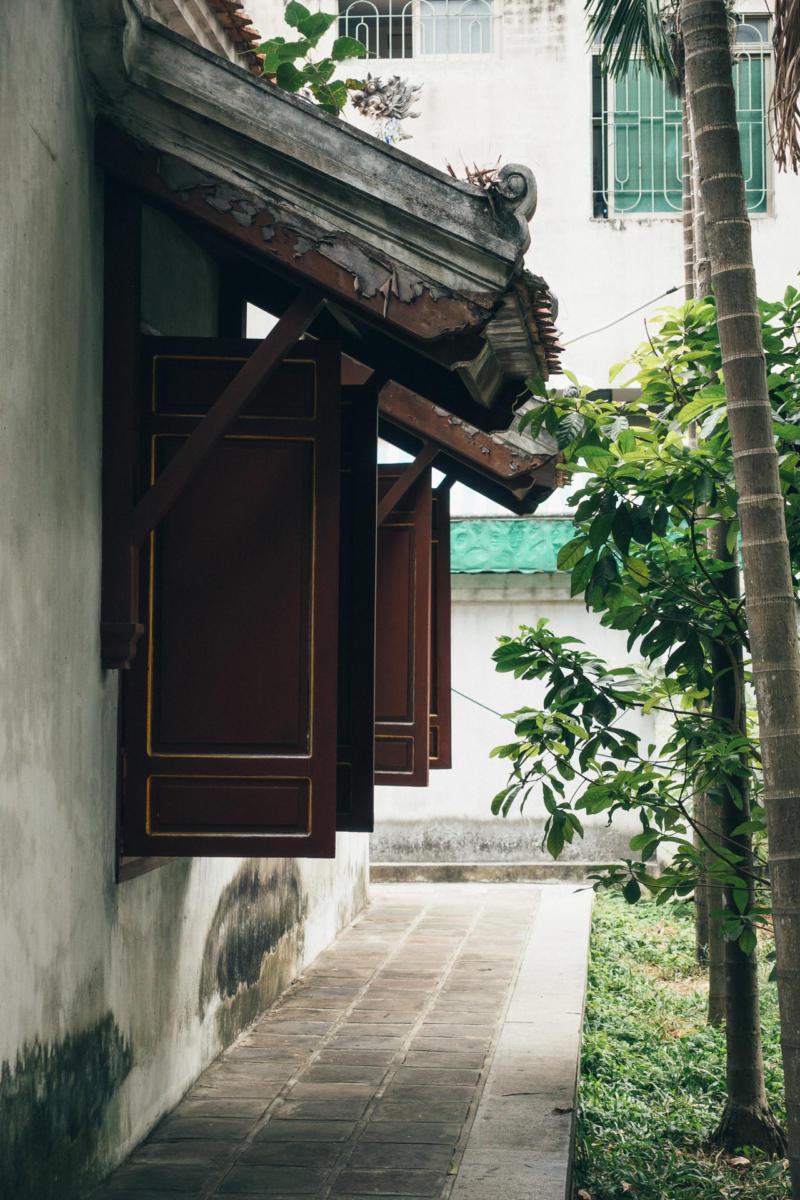 Vietnam Hanoi Taoist Temple Quan Thanh