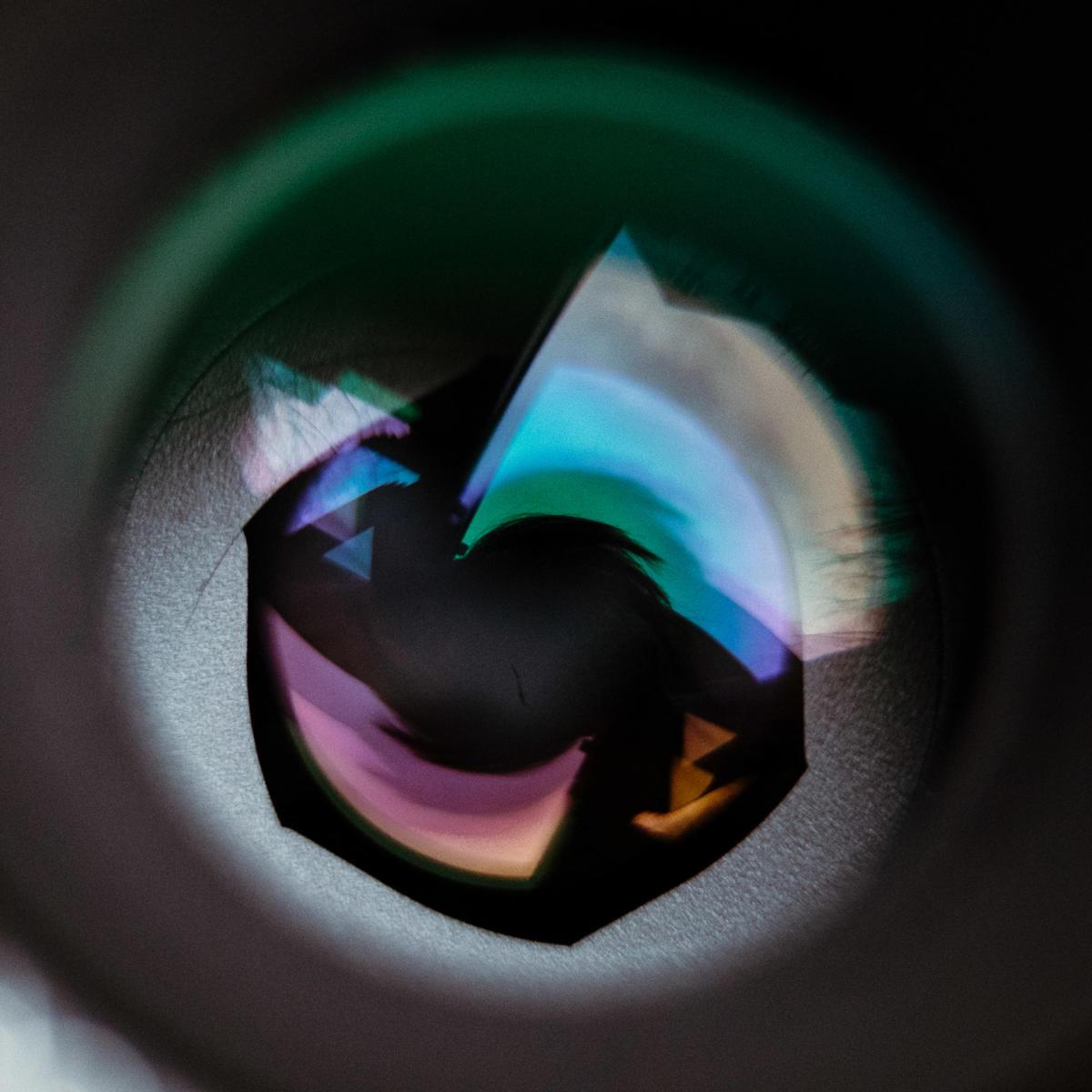 Objektiv Blende f/2.8